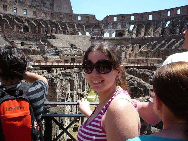 Monumento Arquitetônico da semana - Coliseu (4/5)