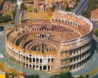 Monumento Arquitetônico da semana - Coliseu (2/5)