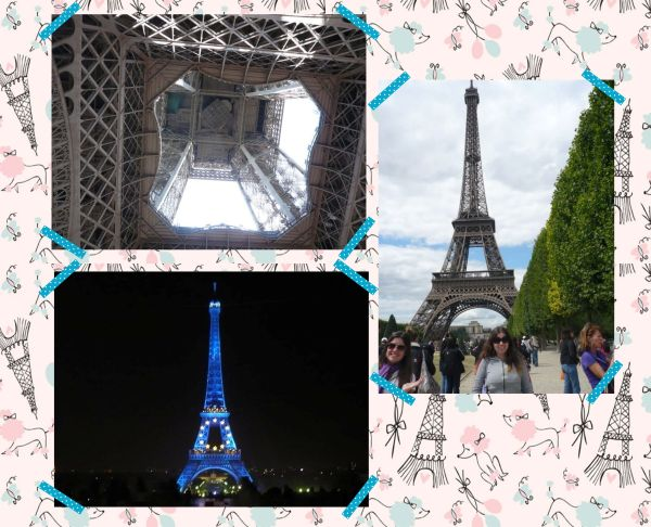 minha torre eiffel