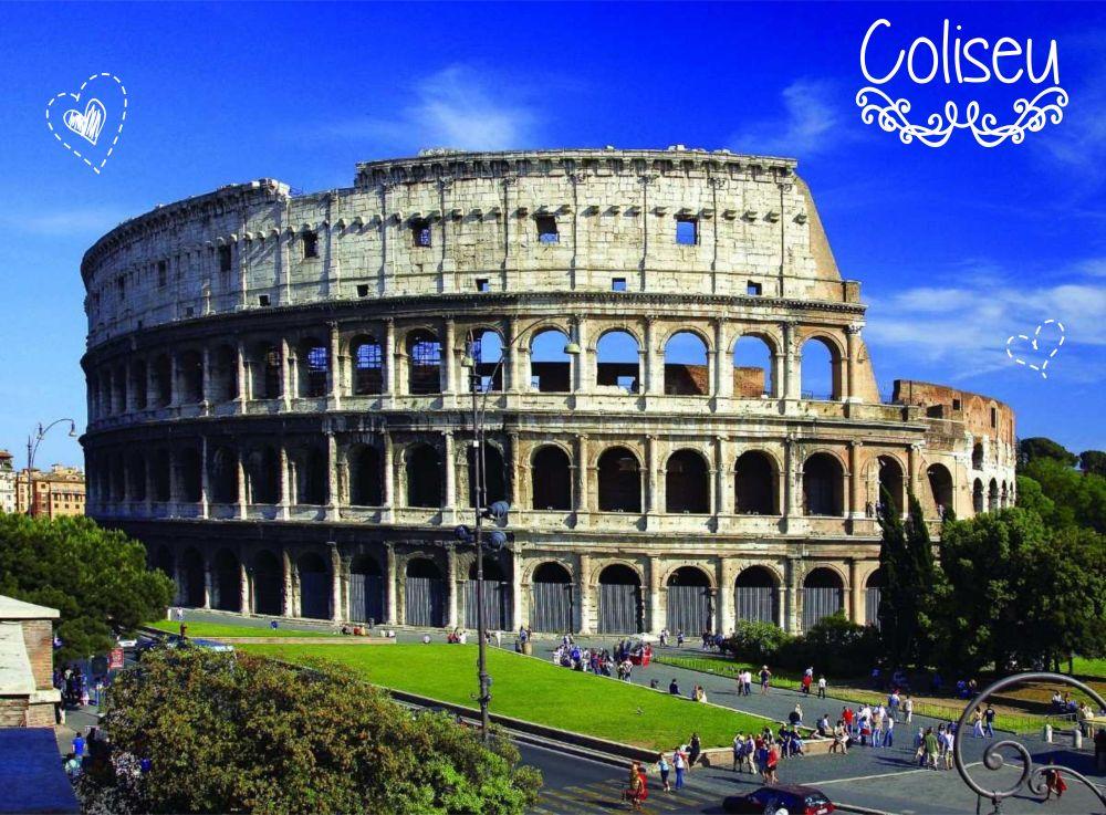 Monumento Arquitetônico da semana - Coliseu (1/5)
