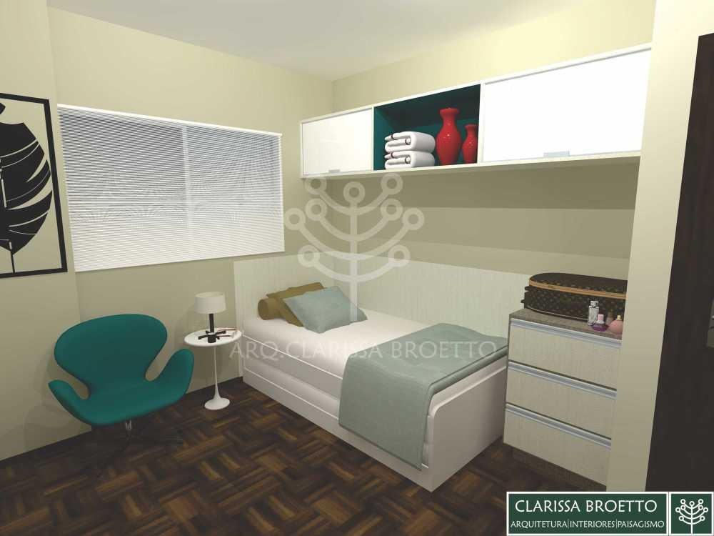 Meus trabalhos - Apartamento residencial I.S.S. (4/6)