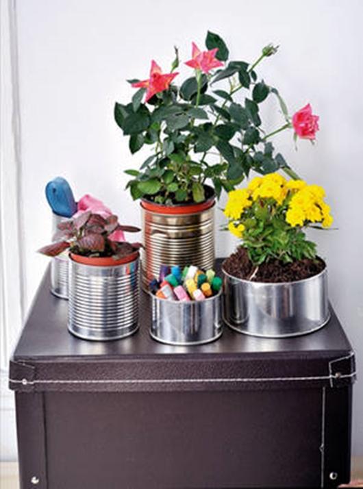 vasos-diferentes-decoração-criativa-latas-ademilar
