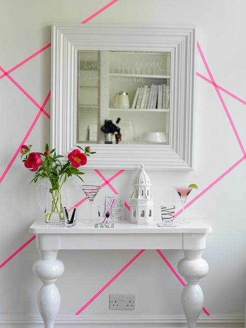 washi-tape-rosa-a-fazer-milagres-pela-decoracao-de-parede-pormenor